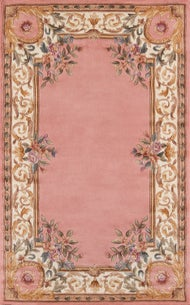 Pink Area Rugs | by Wovenly