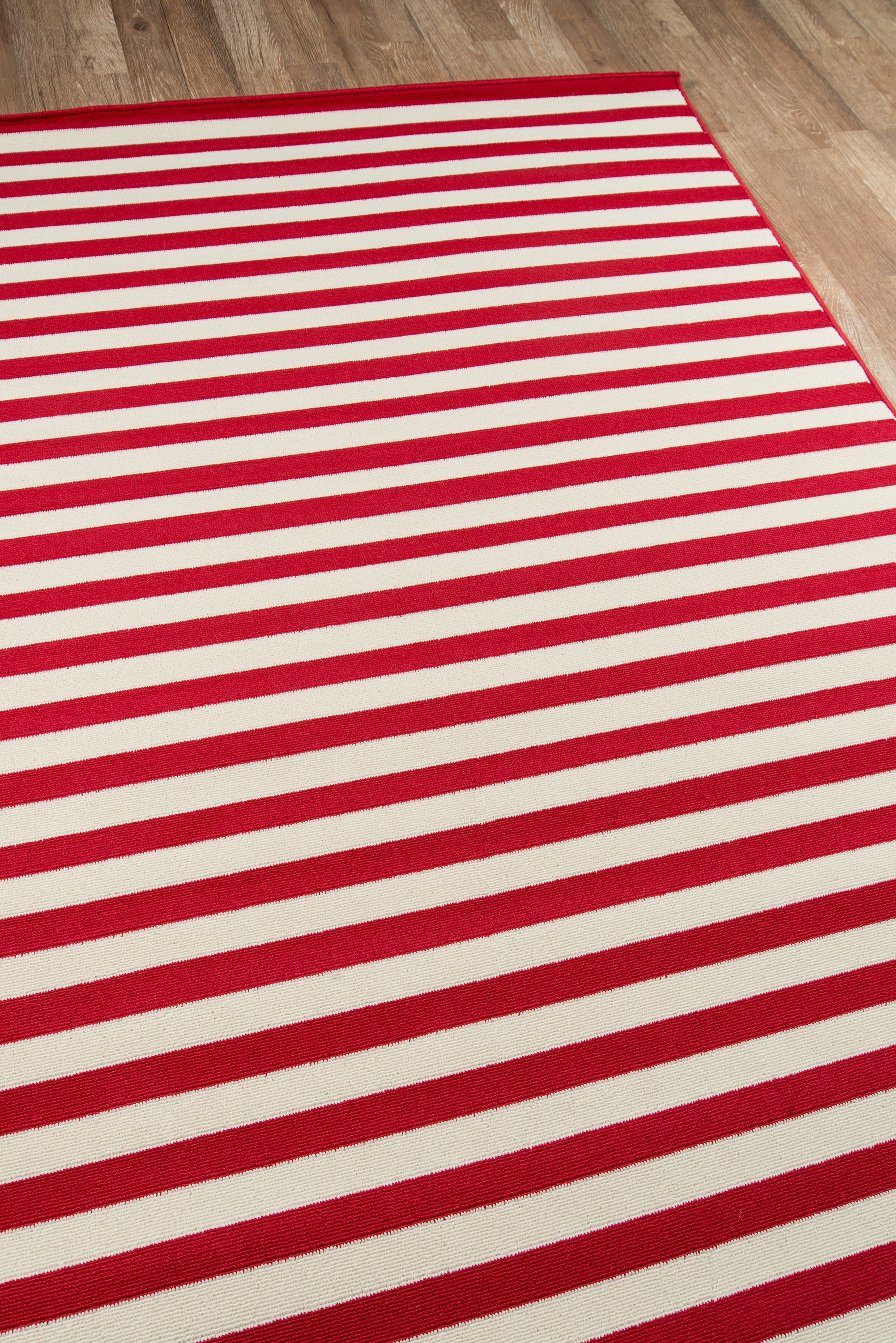 Rectangle Red Striped Machine Made Synthetics Contemporary recommended for Kitchen, Bedroom, Bathroom, Outdoor, Dining Room, Office, Hallway, Living Room