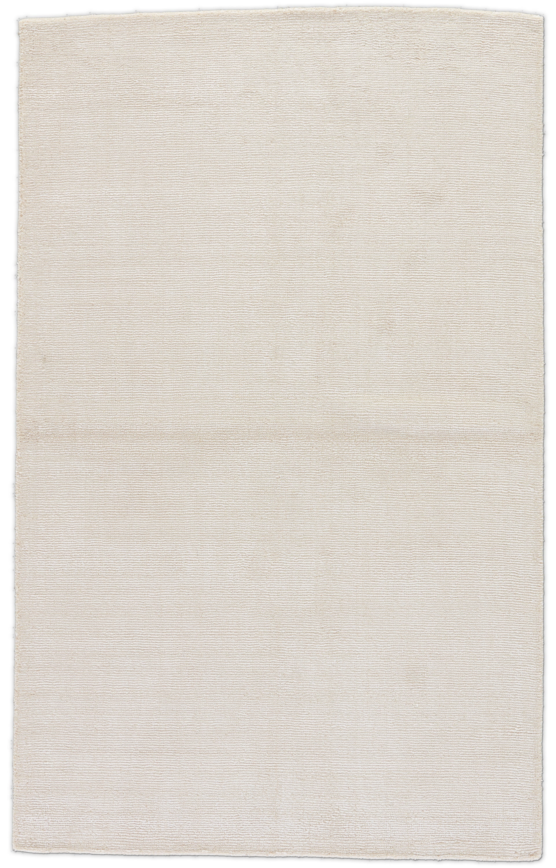 Rectangle White Solid Hand Loomed Blends Transitional recommended for Kitchen, Bedroom, Bathroom, Dining Room, Office, Hallway, Living Room