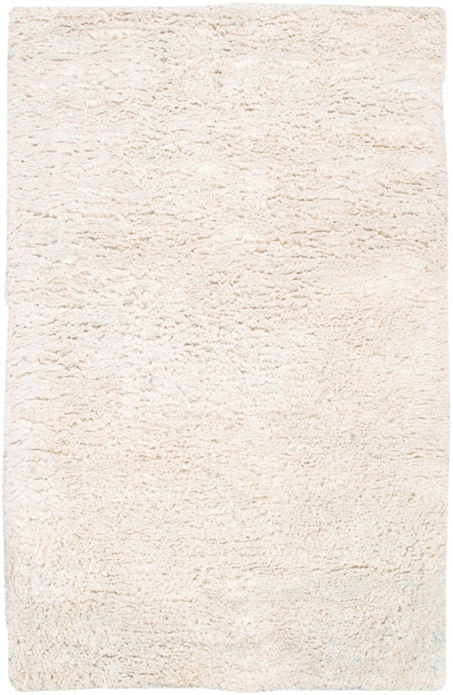 Rectangle, Square, Round Cream Solid Hand Woven Blends Shag recommended for Kitchen, Bedroom, Bathroom, Dining Room, Office, Hallway, Living Room