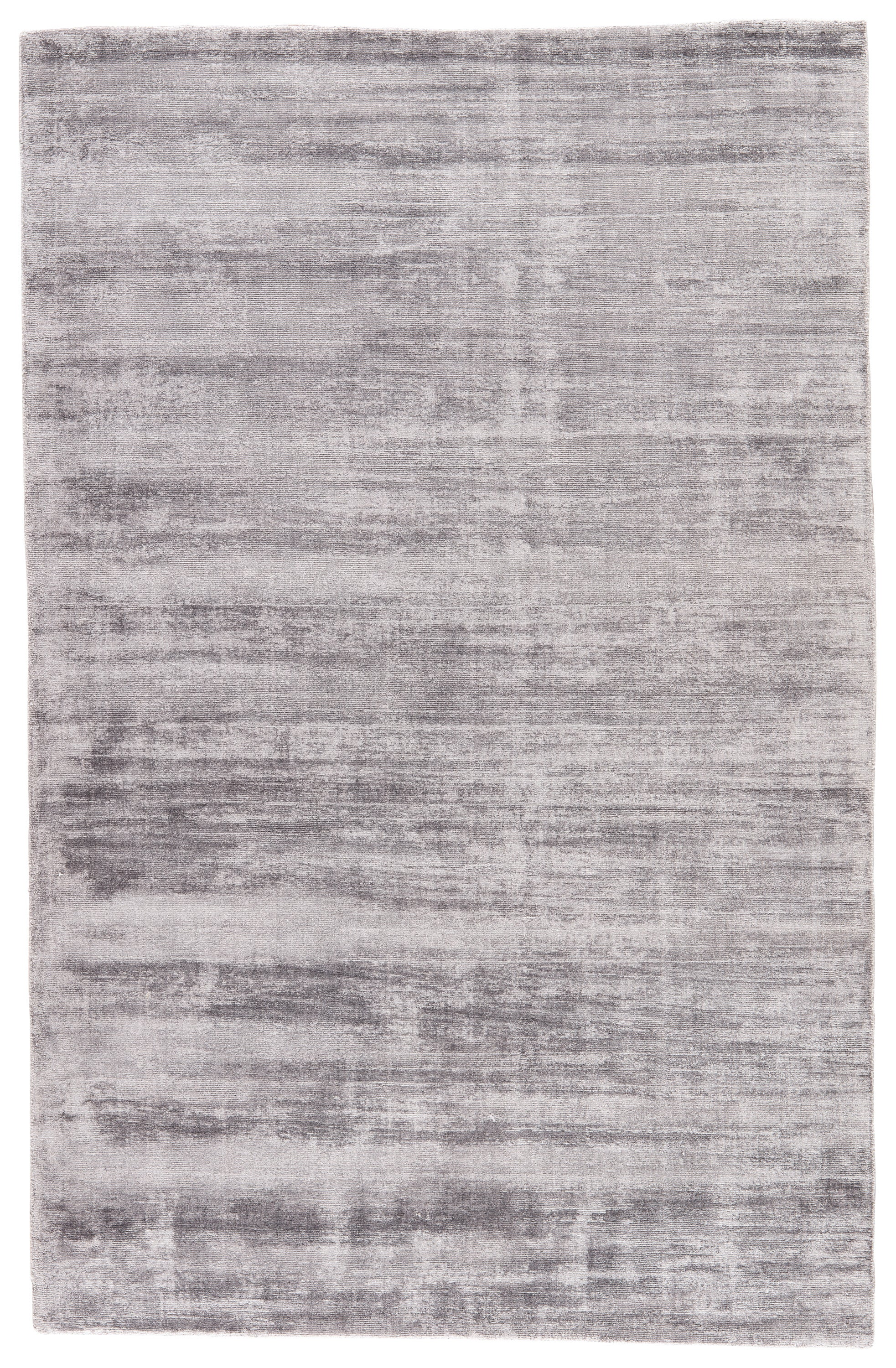 Rectangle Gray Solid Hand Loomed Synthetics Contemporary recommended for Bedroom, Bathroom, Kids, Dining Room, Office, Hallway, Living Room