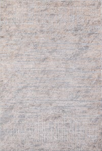 Rectangle Gray Abstract Machine Made Synthetics Transitional recommended for Kitchen, Bedroom, Bathroom, Dining Room, Office, Hallway, Living Room