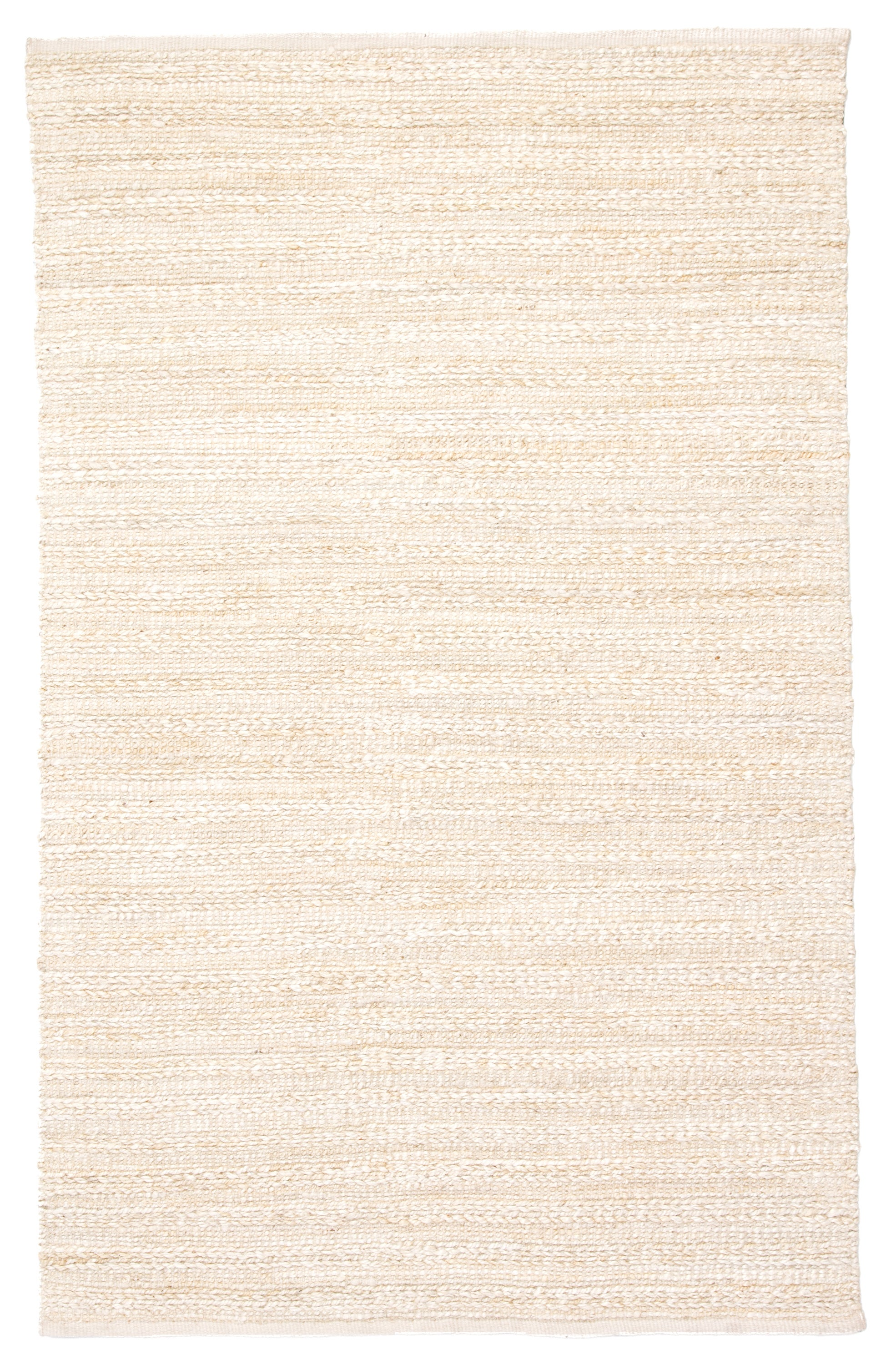 Rectangle White Solid Hand Woven Blends Transitional recommended for Kitchen, Bedroom, Bathroom, Dining Room, Office, Hallway, Living Room